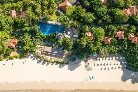 Centara Grand Beach Resort, Krabi - Pláž Pai Plong, Centara  - Bangkok - Thajsko