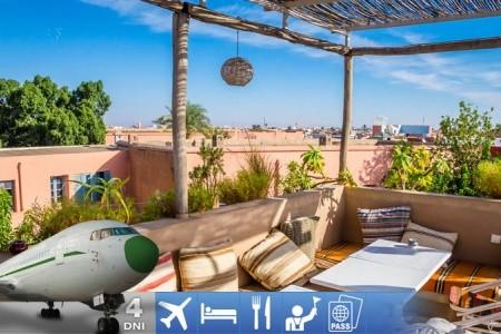 Letecký zájazd do Marrakesha - v březnu
