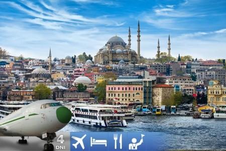 Letecký Zájazd Do Istanbulu - Turecko letecky z Vídně