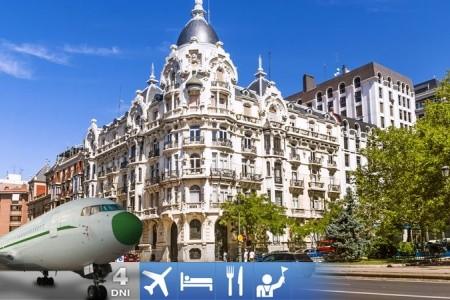 Letecký Zájazd Do Madridu - Španělsko v květnu