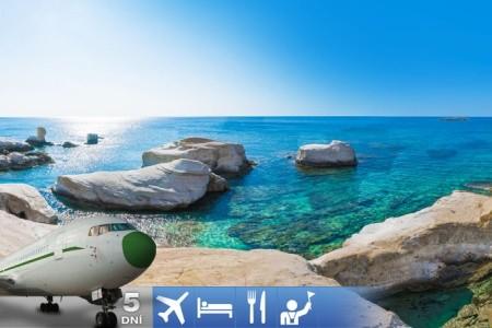 Letecký Zájazd Na Cyprus - v červnu