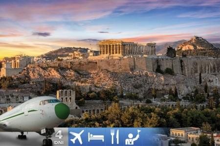 Letecký Zájazd Do Atén - Eurovíkendy