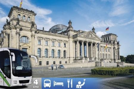 Nemecko: Berlín, Drážďany A Tropical Islands - Braniborsko v září - Německo