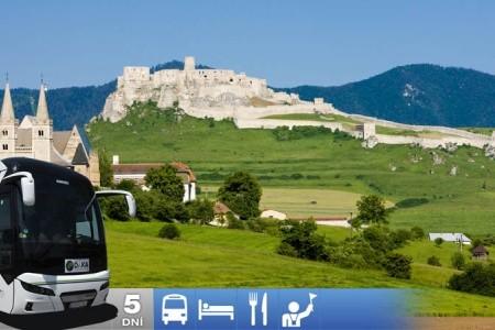 Hotel Preveza & Penzion Lineas - Slovenský Raj - zájezdy - Slovensko
