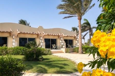 Coral Beach (Ex. Rotana) - Hurghada v listopadu - Egypt