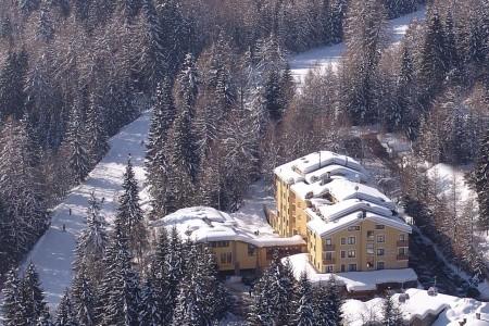 Park Hotel Folgarida - Marilleva/Folgarida 2021/2022 | Dovolená Marilleva/Folgarida 2021/2022