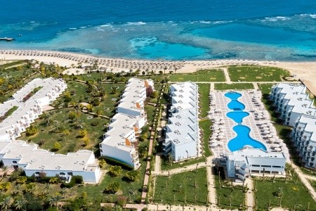 Fantazia Resort - Egypt v dubnu