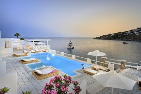 Nissaki Boutique Hotel - Dovolená Mykonos 2021