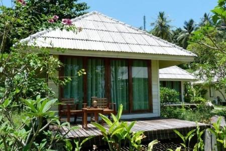 Cha-Da Beach Resort & Spa, Ko Lanta - Pláž Klong Dao, Bw Ban - Bangkok - Thajsko