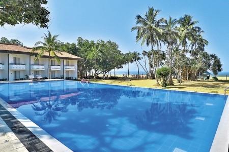 Hibiscus Beach - Srí Lanka v dubnu