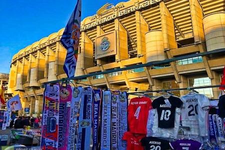 Vstupenka Na Real Madrid - Rayo Vallecano - Španělsko v listopadu