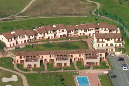 Golf Residence - v listopadu