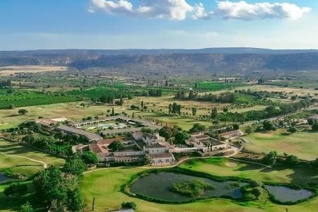 Monasteri Golf Resort - v listopadu