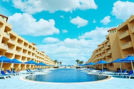 Albatros Beach Club (Ex. Amwaj Blue Beach) - Egypt v prosinci