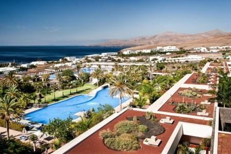 Costa Calero - Lanzarote v červnu - luxusní dovolená