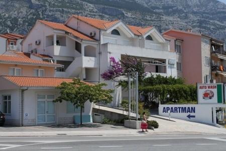 Ubytování Makarska (Makarska) - 6693 - Chorvatsko bez stravy