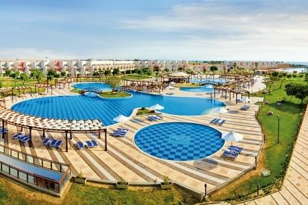 Sunrise Grand Select Crystal Bay Resort - Hurghada v červnu - Egypt