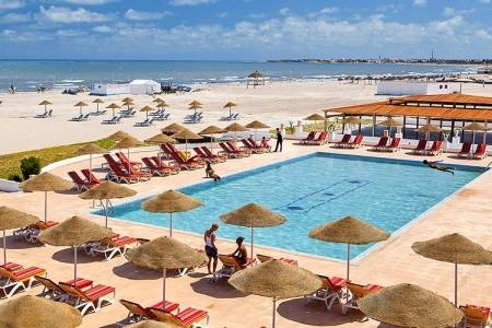 Checkin Bakour Beach - Tunisko v létě