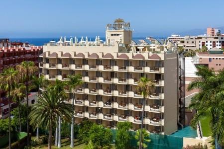 Kanárske ostrovy Tenerife Gf Noelia 8 dňový pobyt All Inclusive Letecky Letisko: Viedeň október 2021 (12/10/21-19/10/21)