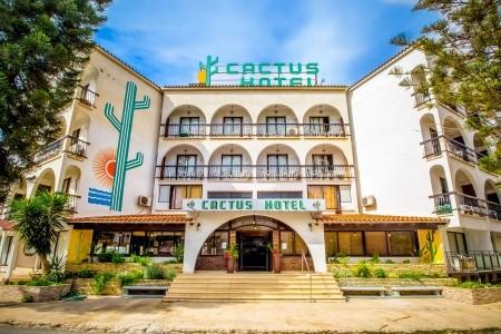 Cactus - Kypr v zimě