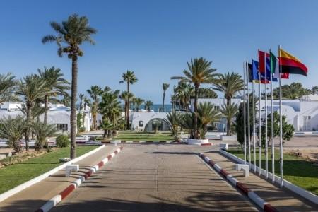 Ubytování Tunisko