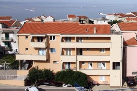 Ubytování Tučepi (Makarska) - 6058 - Tučepi Dovolená 2021/2022