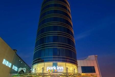 Park Inn By Radisson Istanbul Ataturk Airport - Turecko bez stravy