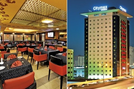 Citymax Sharjah - v lednu