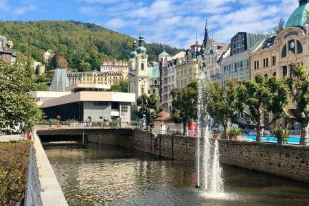 Loket a Karlovy Vary - Zájezdy