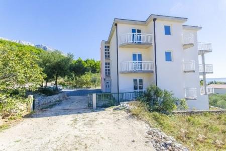 Apartmány Seaview - Chorvatsko - zájezdy