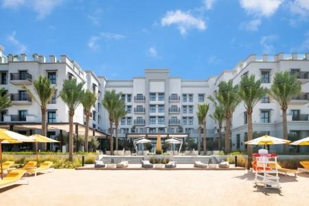 Vida Beach Resort - Spojené arabské emiráty v květnu