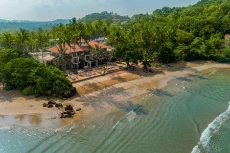 Coco Bay Unawatuna - Srí Lanka v dubnu