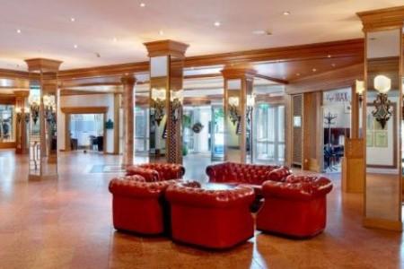 Quellness- & Golfhotel Maximilian  (Bad Griesbach  - Bavorsko - Německo