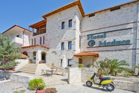 Apartmán Medusa - Chalkidiki v květnu - Řecko