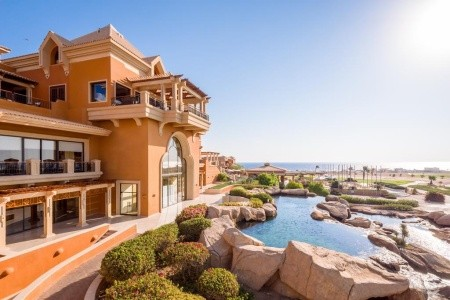 The Cascades Golf Resort Spa & Thalasso - Hurghada s polopenzí - Egypt