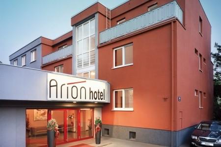 Arion Hotel Vienna - v březnu