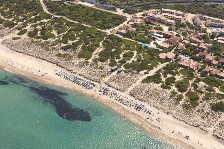 Sportvillage Badesi - Baia Delle Mimose Resort - Letecky All Inclusive