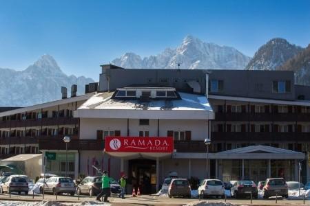Ramada Resort Kranjska Gora (Ex. Hotel Larix) - Slovinsko v dubnu