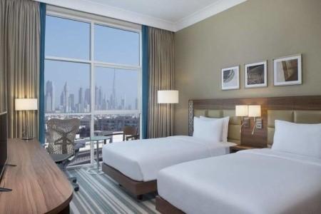 Spojené arabské emiráty Dubaj Hilton Garden Inn Dubai Al Mina 8 dňový pobyt Raňajky Letecky Letisko: Viedeň september 2021 (22/09/21-29/09/21)