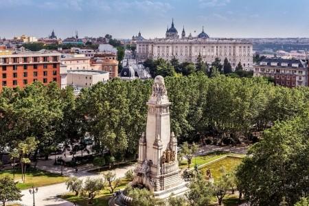 Barceló Torre De Madrid - Madrid - Španělsko