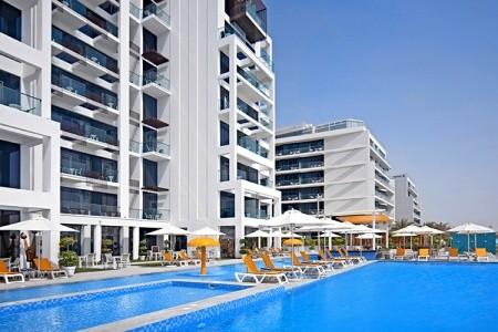 C Central Resort The Palm - Spojené arabské emiráty na jaře
