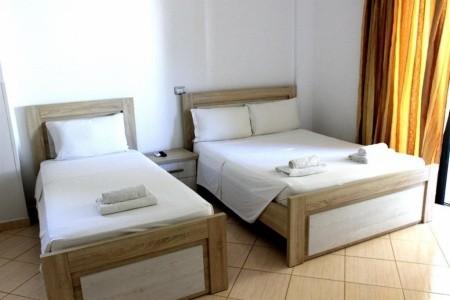 Ubytování Albánie