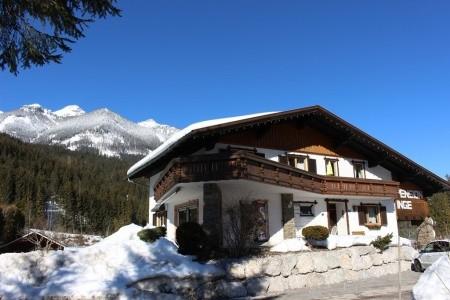 Penzion Inge - Hinterstoder - slevy - Rakousko
