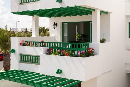 Apartmány Nazaret - Lanzarote se snídaní v září - recenze