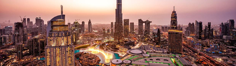 Užijte si Dubaj