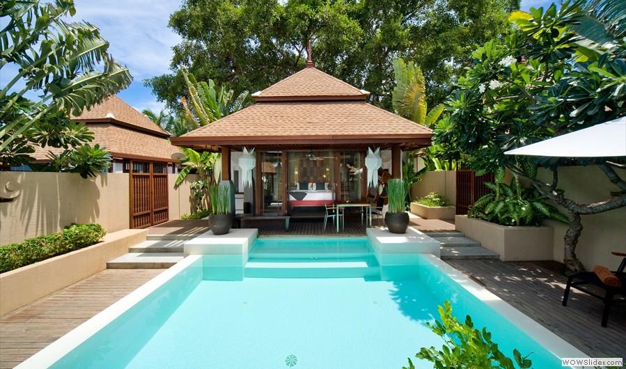 Pavilion Samui Boutique Resort
