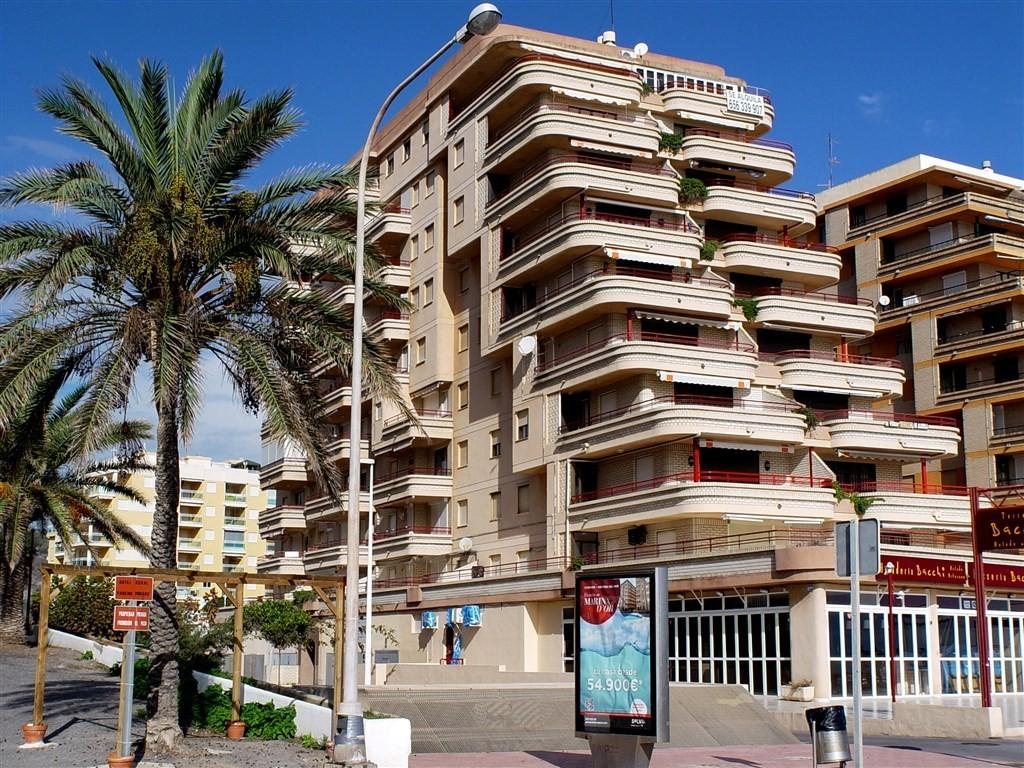 Apartmánový dům Solymar