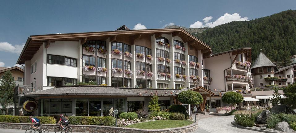 Central Spa Hotel Sölden