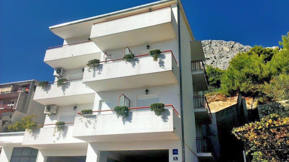 Apartmány Mandič