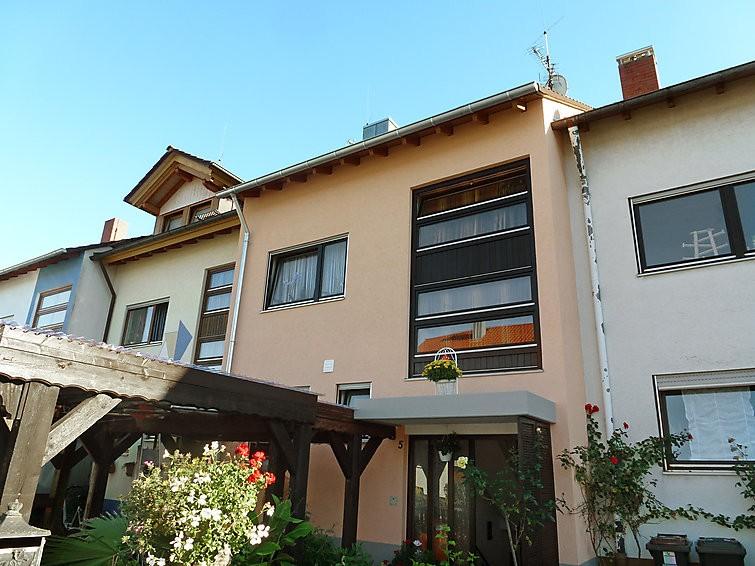Apartmán Weisenhorn (Bötzingen)